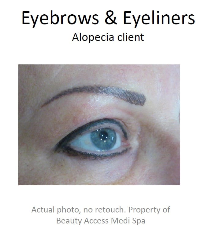 Eyebrows And Eyeliners